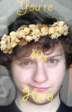 Youre My Hero. (Skydoesminecraft Fanfiction) by stephcuties