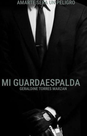 MI GUARDAESPALDA #LUAR AWARDS  by GeraldineTorresMarza