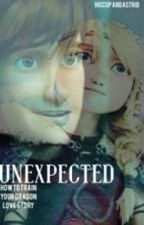 Unexpected ~How To Train Your Dragon Love Story~ by BurningFiree