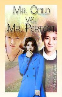 Mr. Cold vs. Mr. Perfect cover