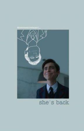 she's back ~ número cinco by justonemorefangirl__