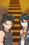 Hearts Of Two Warriors (MaleReader x Ryuko Matoi) cover