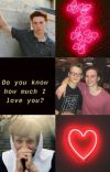 Do you know how much I love you? A ralbert fanfic cover