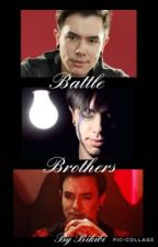 Battle Brothers by bikibi