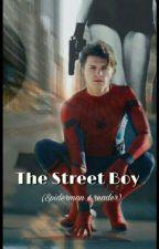 The Street Boy (SpidermanXreader) by Maham452
