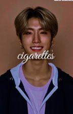 Cigarettes ft. Minsung by bundle_ho