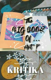 THE BIG BOOK OF...ART? cover