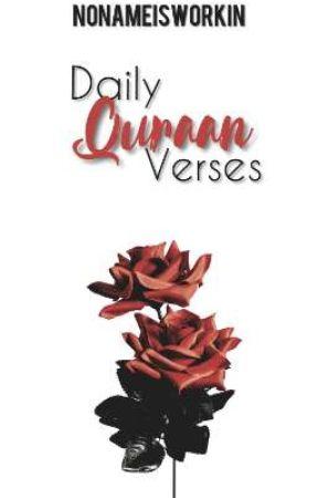 Daily Quraan Verses by NoNameIsWorkin