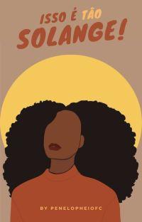 Isso é tão Solange! cover