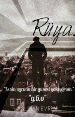 Rüya. by ringsofthelord