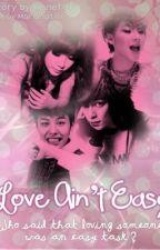 Love Ain't Easy (Bigbang & 2NE1) by AnneTOP
