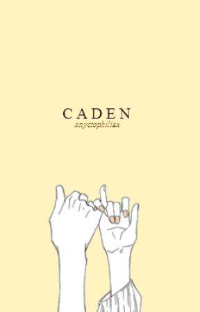 caden by xnyctophiliax