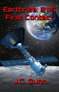 Earthrise: 2115 - First Contact cover