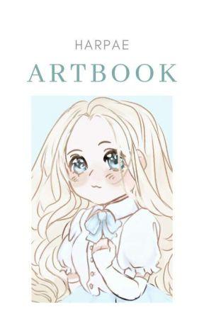 artbook ☁ ˎˊ- by harpae-