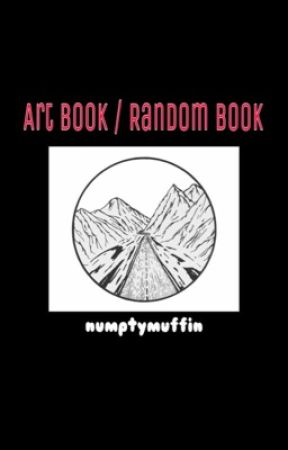 Art book / Random book by tvrinketz