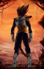 DragonBall: un guerrero en el pasado by Shiro100xd