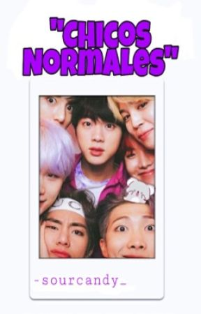 """""""Chicos Normales"""" [BTS] (#2)  by -sourcandy_"""
