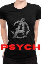 Psyche /Steve Rogers, Thor Odinson, and Peter Quill x Fem!Reader/ by cowboysrappin