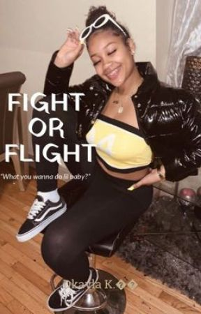 Fight or Flight | #1 by dbackendBarbie-