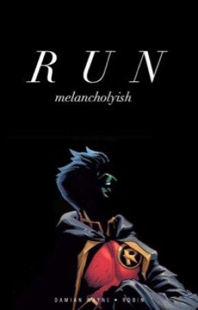 run • damian wayne by melancholyish