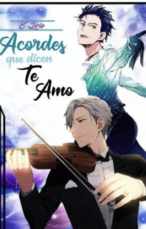 Acordes que dicen Te Amo by E_Lirio
