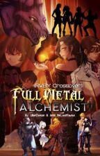 RWBY (Fullmetal Alchemist Crossover.) by LillianDuncan