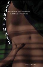   I'LL LEARN YOU TO HATE̶l̶̶o̶̶v̶̶e̶ ̶ ME   Death Sentence par ItsMe_Mal