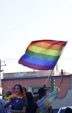 Escritos para la comunidad LGBT by Riddlegreen93