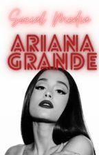 Social Media~ Ariana Grande by Theghettoh