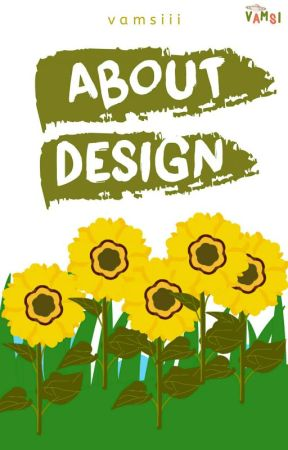 ABOUT DESIGN  by VamGraphic
