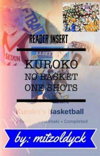 Kuroko No Basket One Shots cover