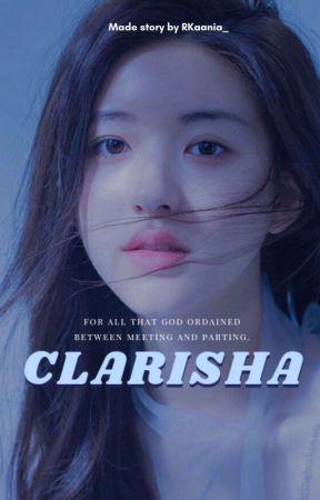 CLARISHA SHEVA [TAHAP REVISI] by Rkaania_