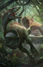 North America dinosaurs by Dinosaurworld