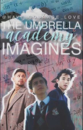 the umbrella academy imagines ➼ gif series by have_courage_love