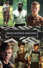 The Maze runner imagines  by shaytheloser