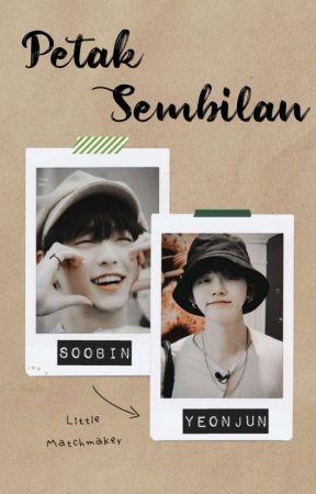 P E T A K Sembilan || Soojun ✅✅ by Nariez1830