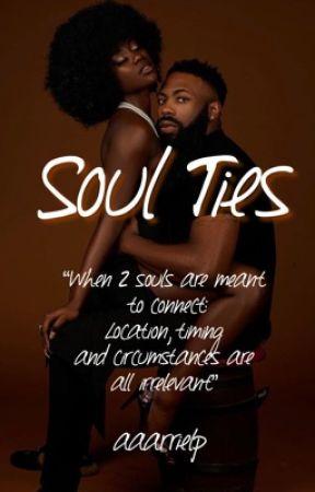 Soul Ties by arridaauthor