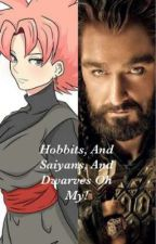 Hobbits, and Saiyans, and Dwarves, Oh My! by jumpingmanatee