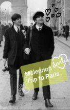 🌻Mclennon- Trip to Paris by KarinaDeSousa65