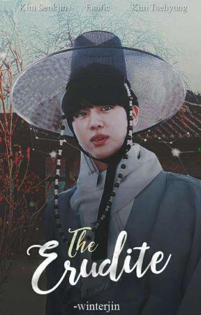 The Erudite; JinTae by -winterjin