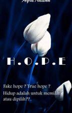 H . O . P . E by AyraIrdienn