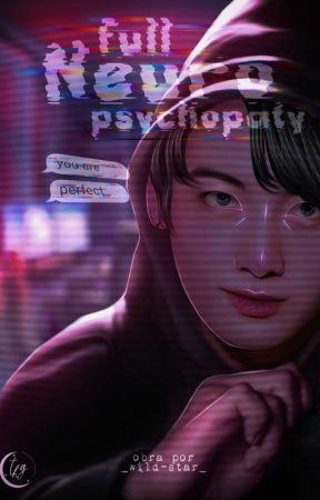 Full Neuropsychopathy • jjk + pjm {Terror} by _Wild-Star_