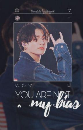 you're not my bias by ekeksqls