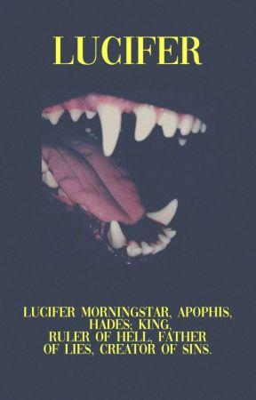 Lucifer by nottudrugdealer