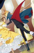 The Cat Returns 2:  Haru x Baron love story fanfic. by mrubenstein