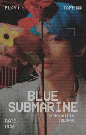 Blue Submarine | kth + ksj by skalletx