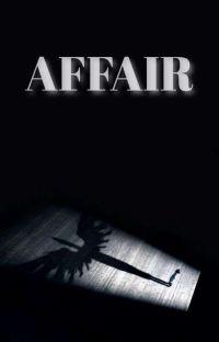 Affair || Park Jimin FF  cover