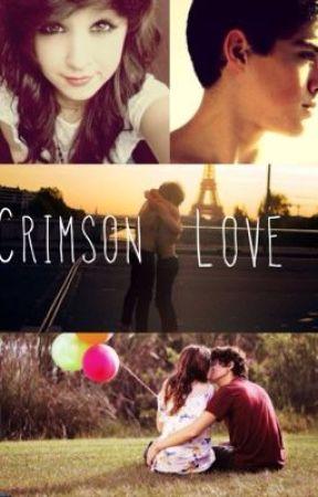 Crimson Love by louislovescarr0ts