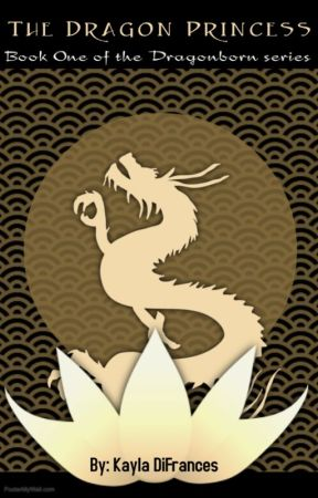 The Dragon Princess by o0Sterek0o