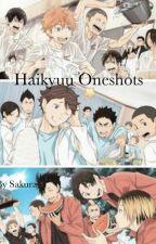Haikyuu Oneshots by sakurawrites12